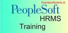 Get the best Online Training and Certification Course on PeopleSoft HRMS Training | HKR Trainings