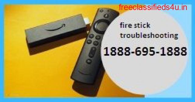 Firestick Frozen