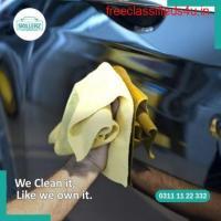 Skillerz car wash service avliable in Karachi