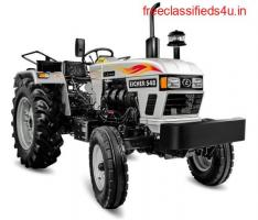 Eicher 548 Tractor Price in India