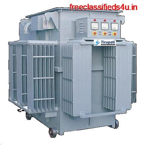 Servo Voltage Stabilizers Manufacturer in Noida