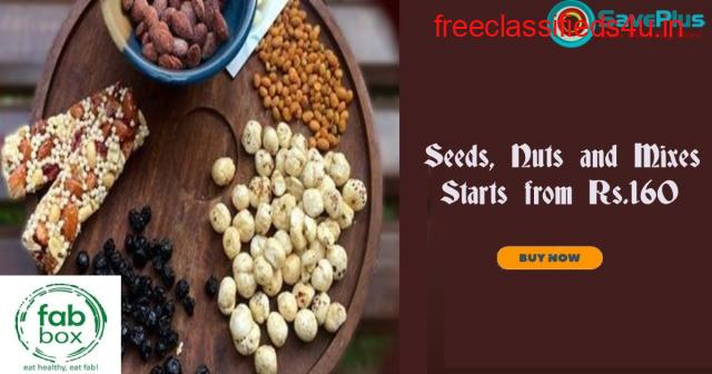 Seeds and Mixes starting from Rs.160