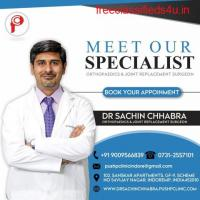 ORTHOPAEDIC DOCTOR AT PUSHP CLINIC INDORE - DR. SACHIN CHHABRA