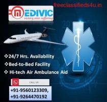 Take Quick Transportation by Medivic Air Ambulance Ludhiana