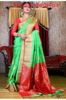Contemporary and Stylish PC brand sarees online with Free shipping worldwide