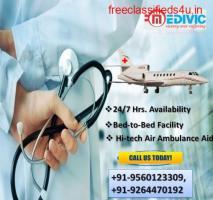 Gain Advanced ICU Service by Medivic Air Ambulance Madurai