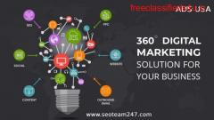 Digital Marketing Agency the USA: SEO, SMO, SMM, PPC, and more | seoteam247