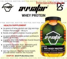 India's best health supplement store   Best Whey Protein