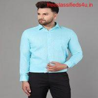 Are you searching for Branded Cotton Shirts for Men Online in India?