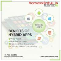 Seeking professional hybrid app development company?