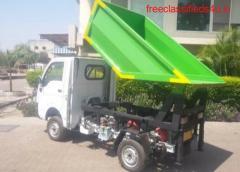 Garbage Tipper Waste Handling Machine Suppliers, Green Enviro Equipment