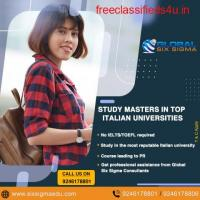 study in italy for free | study masters in Italy for free