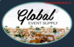 Global Event Supply - Tables & Chairs
