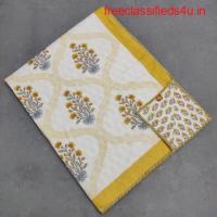 Double Bed Dohar - Jaipur Mela