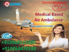 Get Hassle-Free Air Ambulance from Mumbai at Low-Cost by Medivic