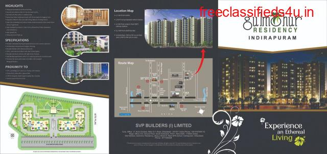 Affordable residential apartments in Indirapuram