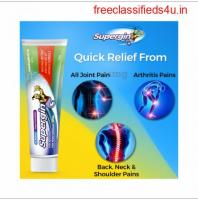 Supergin muscle pain ointment