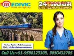 Get Medivic Aviation Train Ambulance in Chennai with Best Emergency Facility
