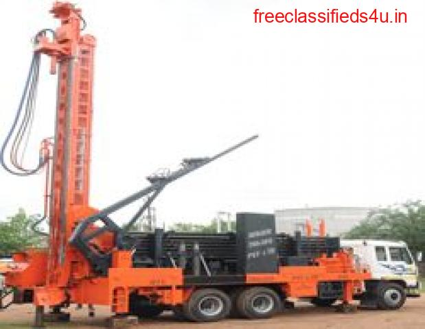 Automatic Rod Changer Drilling Rig Manufacturers