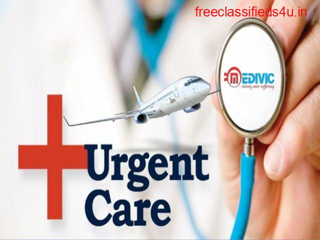 Supreme Healthcare by Medivic Air Ambulance Service in Lucknow