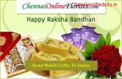 Order Amazing Rakhi to Chennai at a Lowest Price-Free Shipping Assured