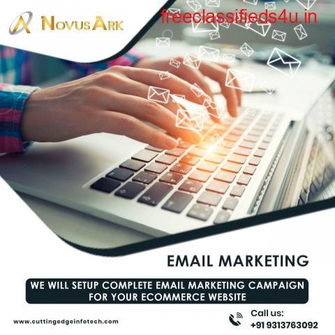 Best Email Marketing Services in Vadodara