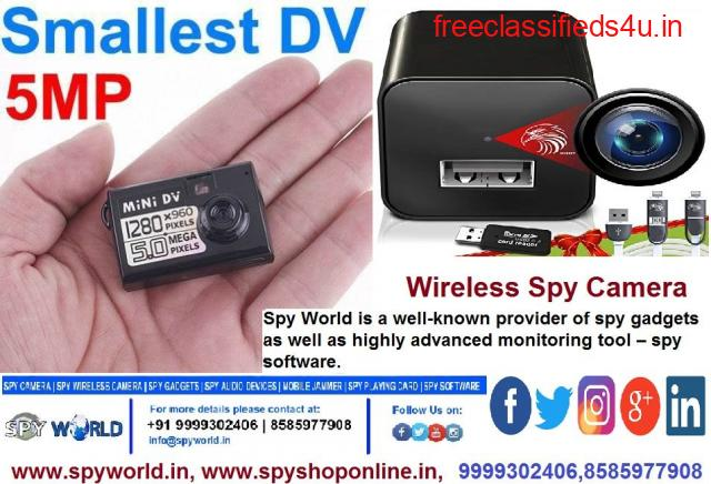 Spy Camera For Sting Operation in West Bengal 9999302406