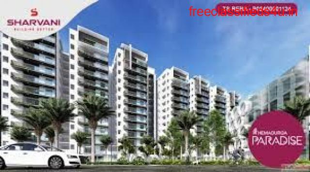 Best Apartments for sale near Kondapur |Sharvani|