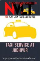 Taxi Service At Jodhpur | New Vijay Laxmi Travels