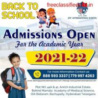 Franchise of Preschool in Hyderabad | Play School Franchise | Play School Franchise - joyeducare