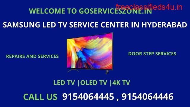 Samsung LED TV Service Center in Hyderabad – 9154064445