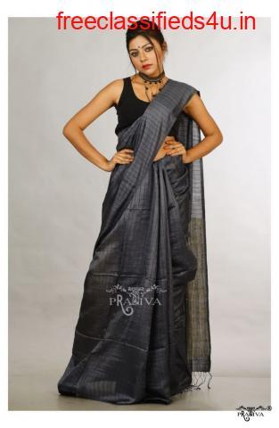 Latest Muslin Jamdani Sarees at a Wholesale Price Online