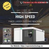 Brand New HSG Fiber Laser Cutting Machine