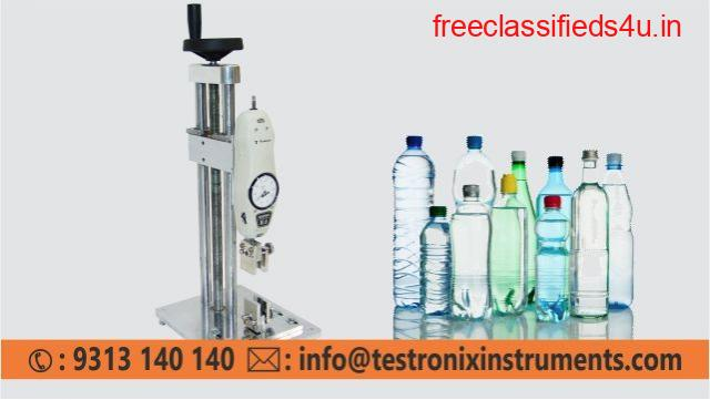 Are You looking to Cap Pull Out Tester?