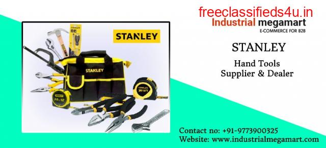 Buy stanley hand tools equipment +91-9773900325