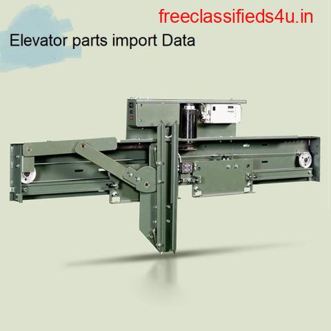 Elevator parts import Data: Make the Best Sales Prospects