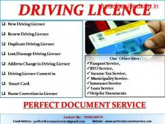 Fees of New driving licence in delhi ncr !
