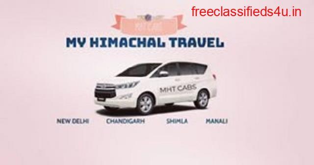 Chandigarh To Manali Cabs
