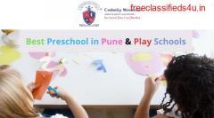 Cambridge Montessori - Best Preschool in Pune