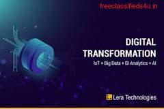 Lera Technologies Offers Best Digital Transformation Company in USA