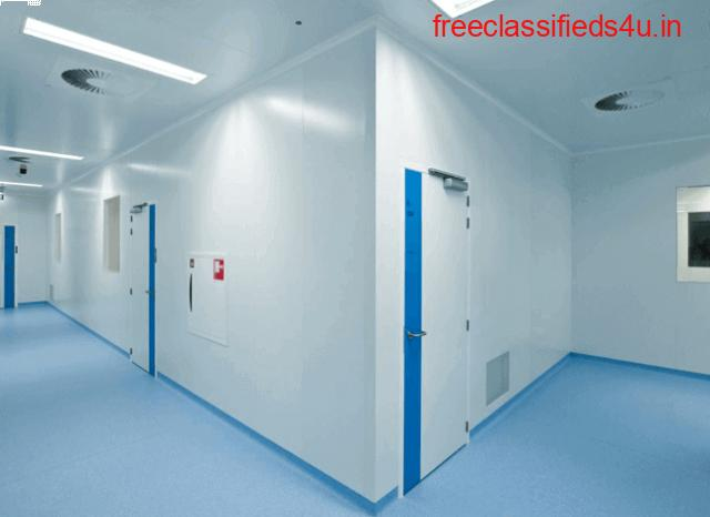 Clean Room Panel Manufacturers in Hyderabad