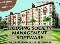 Housing Society Software with free demo in Maharashtra