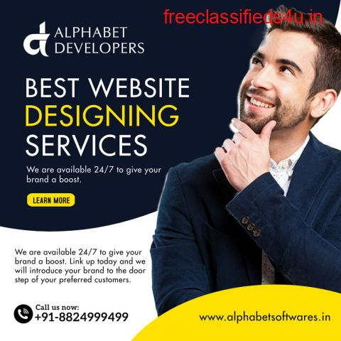 Alphabet Developers LLP - Best Website Designing Services