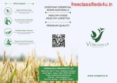 Organic Products In Jaipur | Vorganics