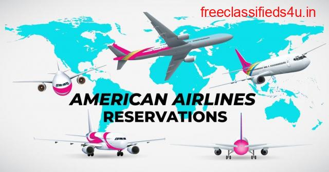 American Airlines Reservation