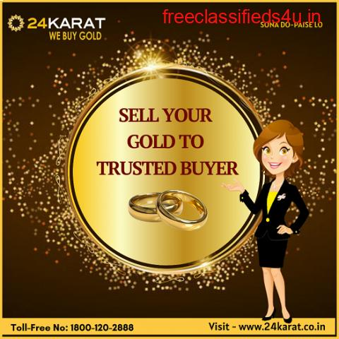 Are you looking for buyer of gold