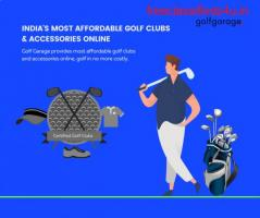 India's Most Affordable Golf Clubs & Accessories Online
