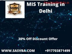mis training in delhi