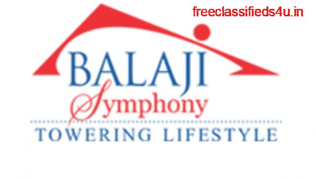 Buy 2 bhk near panvel railway station from Balaji Symphony