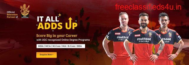 Jain online degree courses | UGC Recognized online Courses